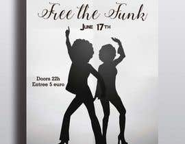 #5 for free the funk flyer by sabuz07