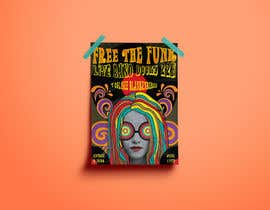 #11 for free the funk flyer by aluaabdramanova