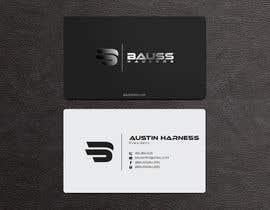 #101 for Design some Legal Business Cards by EKSM