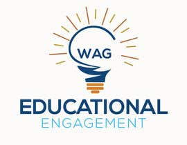 #191 for WAG Educational Engagement Logo Design by Rubel88D