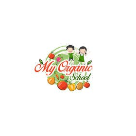 #6 for logo redesign for 'My Organic School'. by hooresafa