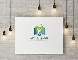 #41 for logo redesign for 'My Organic School'. by graphichouse1