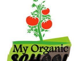 #9 for logo redesign for 'My Organic School'. by hexagondesigns