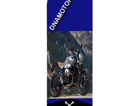 #14 for Motorcycle shop swooper banner design by buleeye99