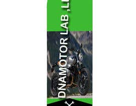 #15 for Motorcycle shop swooper banner design by buleeye99