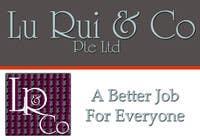 Graphic Design Inscrição do Concurso Nº51 para Logo Design for Lu Rui & Co: A Better Job for Everyone