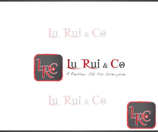 Konkurrenceindlæg #                                        30                                      for                                         Logo Design for Lu Rui & Co: A Better Job for Everyone