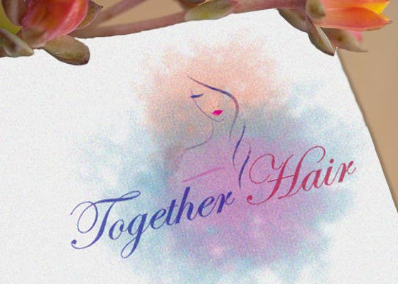 Contest Entry #59 for Together Hair needs a logo