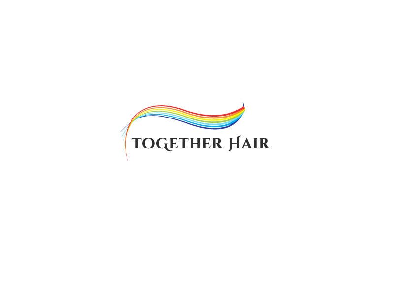 Contest Entry #79 for Together Hair needs a logo