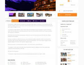 #10 for Design a Hotel Detail View Page by janakgfxdesign