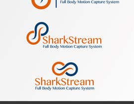 #160 for Design a logo for the SharkStream full body motion capture system. by rjsoni2909