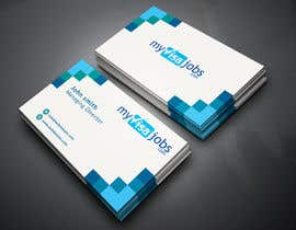 #157 for 1 business card(already has logo) by swadjacy