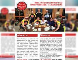#24 for Cycling Club Flyer add promotion by monir7554