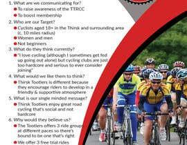#72 for Cycling Club Flyer add promotion by monir7554