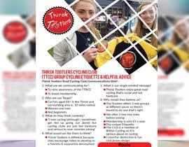 #73 for Cycling Club Flyer add promotion by monir7554