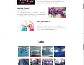 #30 for Hockey Training Center Website by camillealary007