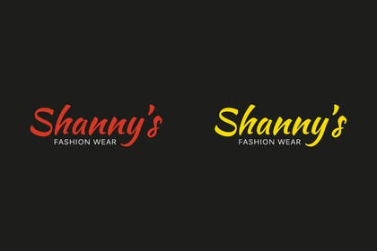 #13 for Logo for Shanny's Fashion Wear by VShelikhovskij