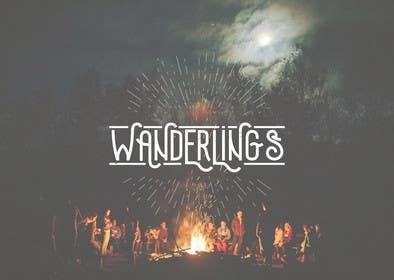 """#517 for Design a Logo - """"Wanderlings"""" by onkarpurba"""
