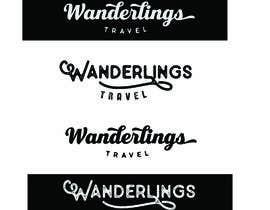 "#103 for Design a Logo - ""Wanderlings"" by stuartcorlett"