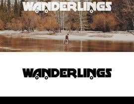 "#363 for Design a Logo - ""Wanderlings"" by aFARTAL"