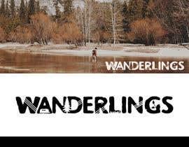 "#488 for Design a Logo - ""Wanderlings"" by aFARTAL"