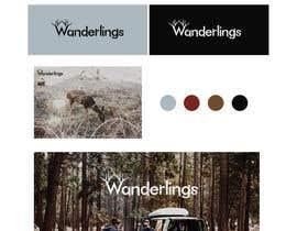 """#415 for Design a Logo - """"Wanderlings"""" by Burmistrova"""