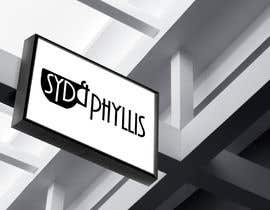 #220 for Syd & Phyllis Logo by Owelie