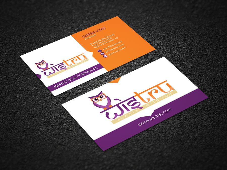 Entry 5 by mdselimc for design business card in corel draw freelancer business card reheart Gallery