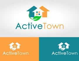 #100 for activetown.com logo design. by mwarriors89