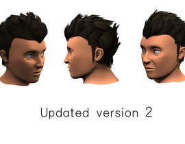 #20 for 3D Modelling of Hairstyles by exomexorcist