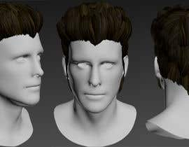 #21 for 3D Modelling of Hairstyles by moranarsindd