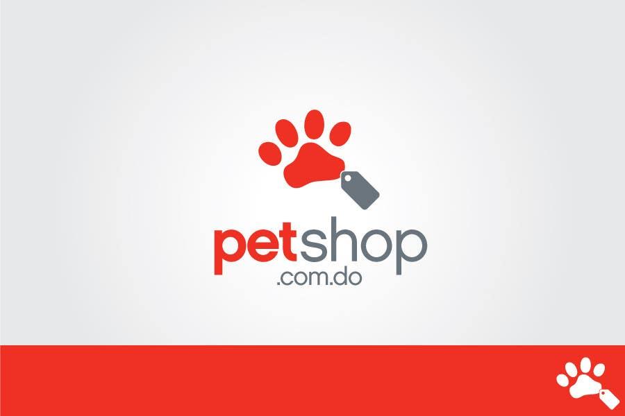 #424 for Logo Design for petshop.com.do by creativegurus