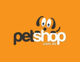 #423 for Logo Design for petshop.com.do af dimitarstoykov