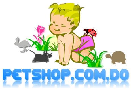 Penyertaan Peraduan #15 untuk Logo Design for petshop.com.do