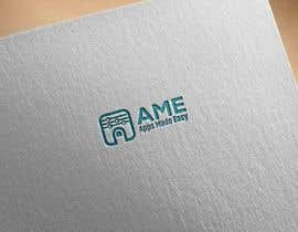#45 for Design a Logo and strapline for Apps Made Easy (AME) by notaly