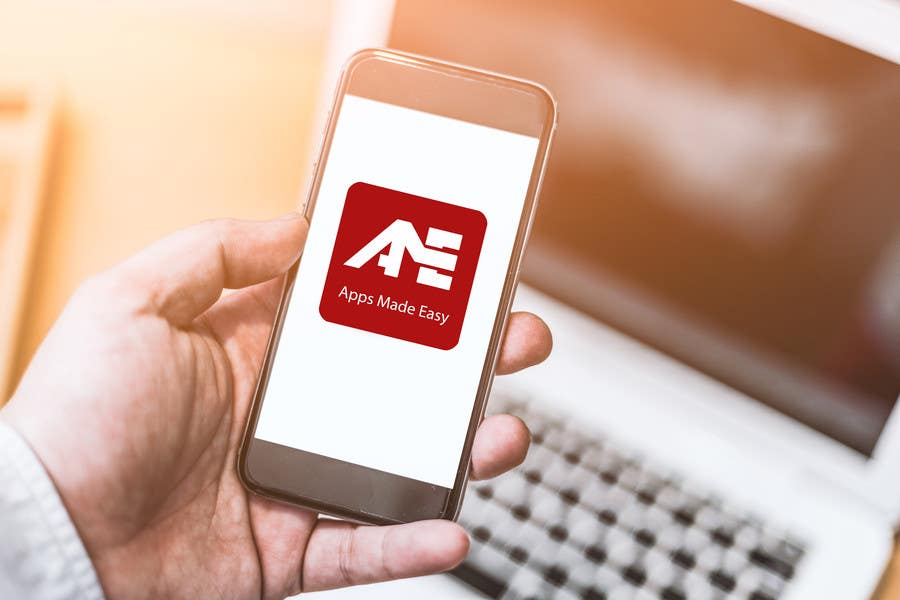Contest Entry #36 for Design a Logo and strapline for Apps Made Easy (AME)