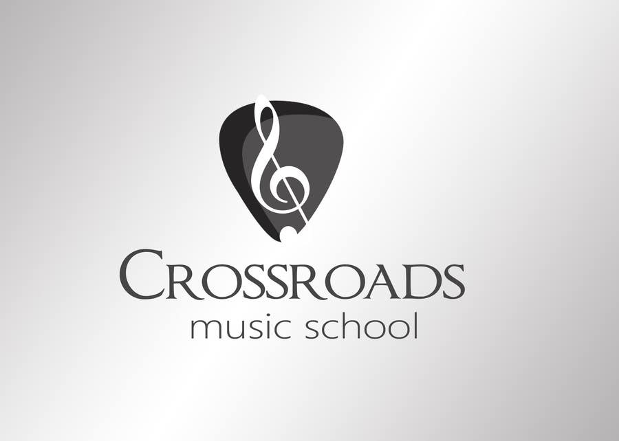 Konkurrenceindlæg #                                        73                                      for                                         Logo Design for Crossroads Music School
