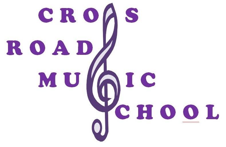 Konkurrenceindlæg #                                        31                                      for                                         Logo Design for Crossroads Music School