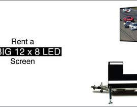 #21 for 3D LED Screen Banner Design by creartarif