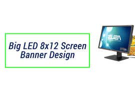 #14 for 3D LED Screen Banner Design by nazimkhan1994