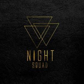 #9 for Night Squad Logo Design by nikolsuchardova