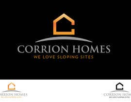 #411 untuk Logo Design for Corrion Homes oleh DesignPRO72