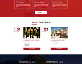 #37 for Design a Website Mockup for an Office Condominium Website  Redesign by husainmill