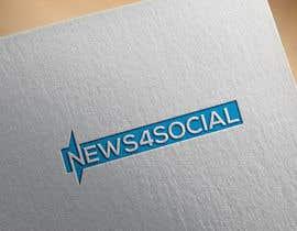 #5 for News4Social Logo Design by visualtech882