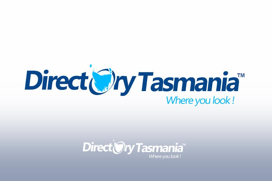 Inscrição nº                                         296                                      do Concurso para                                         Logo Design for Directory Tasmania
