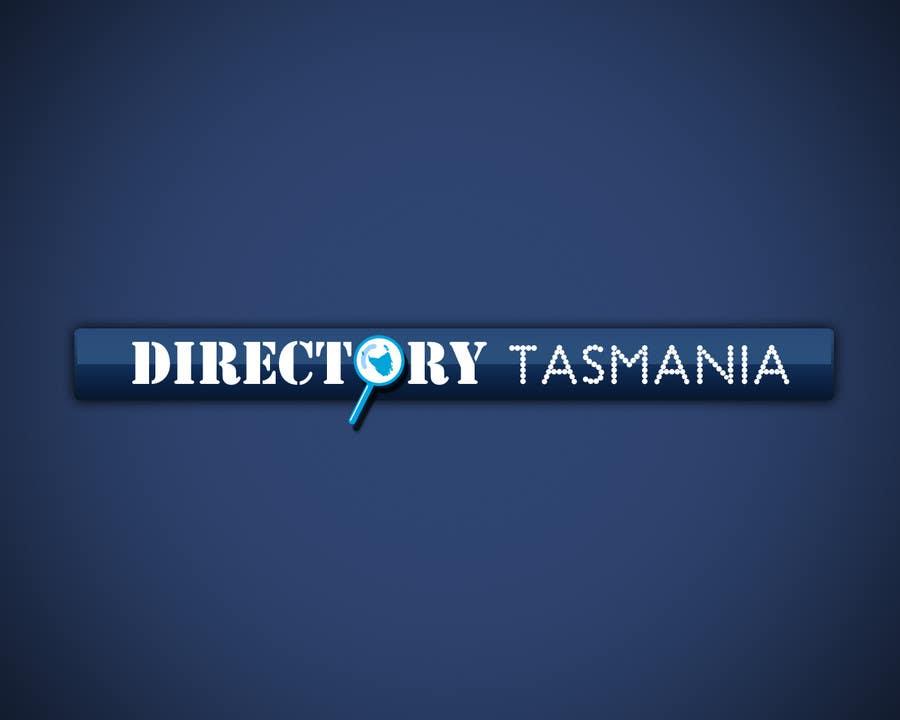 Inscrição nº                                         354                                      do Concurso para                                         Logo Design for Directory Tasmania