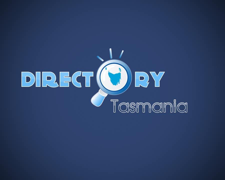 Inscrição nº                                         343                                      do Concurso para                                         Logo Design for Directory Tasmania