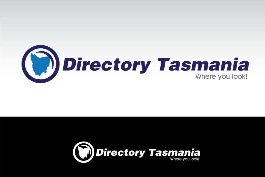 Inscrição nº                                         334                                      do Concurso para                                         Logo Design for Directory Tasmania