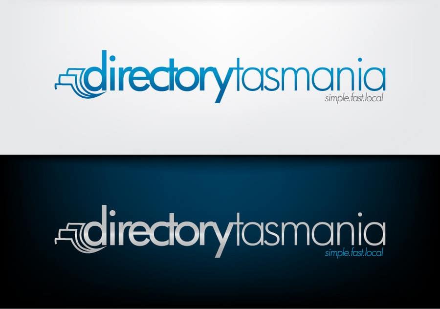 Inscrição nº                                         394                                      do Concurso para                                         Logo Design for Directory Tasmania