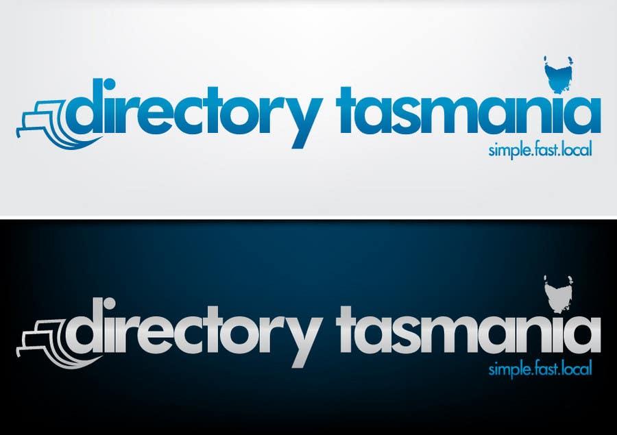 Contest Entry #215 for Logo Design for Directory Tasmania